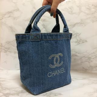 CHANEL - キラキララインストーン miniバッグ ノベルティ CHANEL