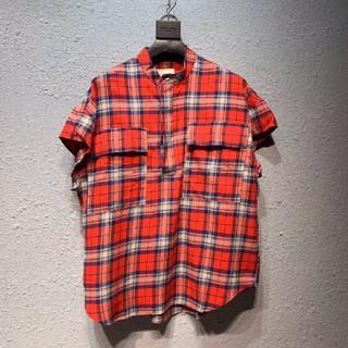 フィアオブゴッド(FEAR OF GOD)のフィアオブゴッド★THIRD COLLECTIONチェックシャツ(シャツ)