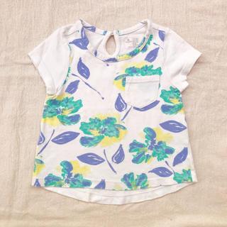 babyGAP - babygap 花柄 Tシャツ