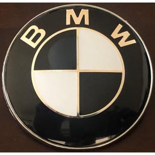 BMW/エンブレム/82mm/黒白/4/1811117