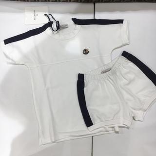 モンクレール(MONCLER)のモンクレールベビー セットアップ 3A(Tシャツ/カットソー)