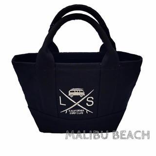 ベイフロー(BAYFLOW)の送料無料☆LUSSO SURF ミニトートバッグ 黒☆ベイフロー(トートバッグ)