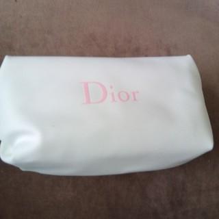 ディオール(Dior)のDior ディオール ポーチ値下げ!未使用!!(ポーチ)