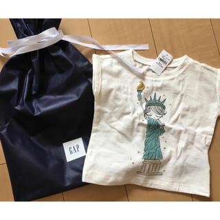 ギャップ(GAP)のGAP Tシャツ  80(Tシャツ)