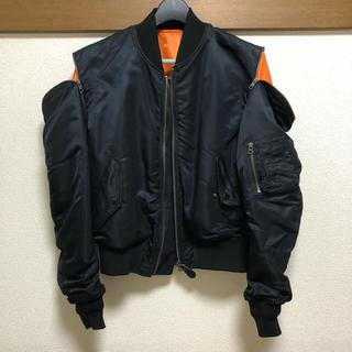 JOHN LAWRENCE SULLIVAN - JOHN LAWRENCE SULLIVAN18ss bomber jacket