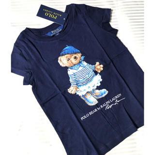 Ralph Lauren - ラルフローレン ポロベア Tシャツ ガール 120センチ