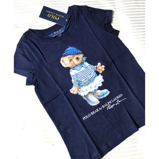 Ralph Lauren - ラルフローレン ポロベア Tシャツ ガール 130センチ