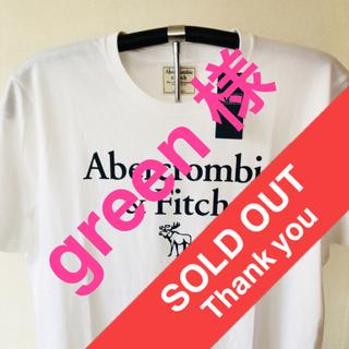 Abercrombie&Fitch - アバクロンビー&フィッチ Tシャツ 新品