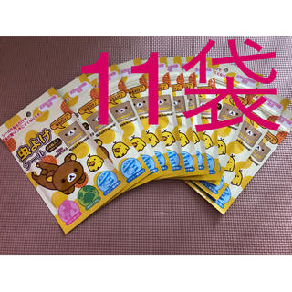 サンリオ(サンリオ)のリラックマ 虫よけシール 24枚入×11袋のセット 新品(その他)