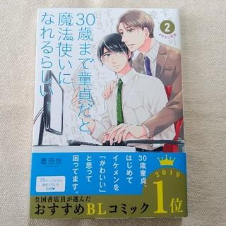 【BL】豊田悠『30歳まで童貞だと魔法使いになれるらしい②』