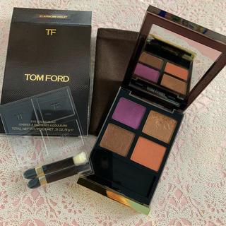 TOM FORD - トムフォード アイカラークォード 23アフリカンバイオレット