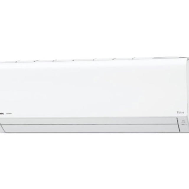 Panasonic(パナソニック)のエオリア CS-228CF スマホ/家電/カメラの冷暖房/空調(エアコン)の商品写真