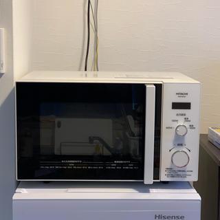 ヒタチ(日立)の日立電子レンジHMRBK220-Z6W ホワイト(電子レンジ)