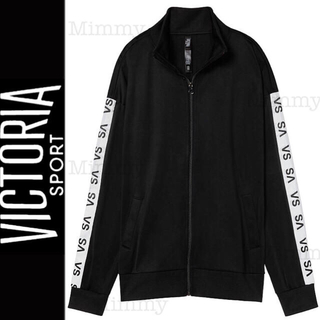 Victoria's Secret - トラックジャケット♡ブラック ジャージ