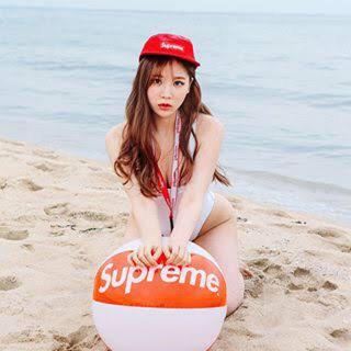 Supreme -   (送料込み) 非売品 supreme ビーチボール 15ss 未使用新品