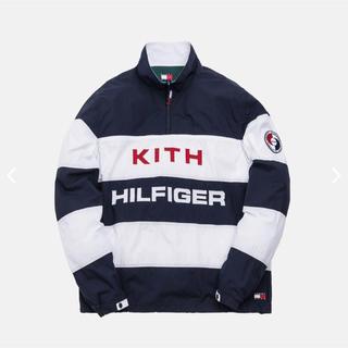 トミーヒルフィガー(TOMMY HILFIGER)の【M】KITH X TOMMY HILFIGER WOVEN POPOVER(ブルゾン)
