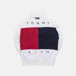 トミーヒルフィガー(TOMMY HILFIGER)のM】KITH × TOMMY COLORBLOCK SAILING JACKET(ブルゾン)