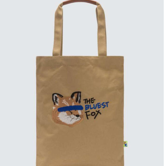 MAISON KITSUNE'(メゾンキツネ)のmaison kitsune adererror トートバッグ レディースのバッグ(トートバッグ)の商品写真
