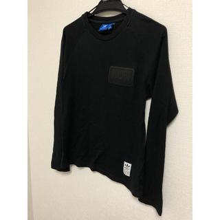 アディダス(adidas)のアディダスオリジナルス  ロンTシャツ(Tシャツ/カットソー(半袖/袖なし))