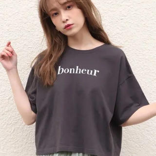one after another NICE CLAUP - ワンアフターアナザーナイスクラップ 今期新作 黒Tシャツ 2019.5末購入