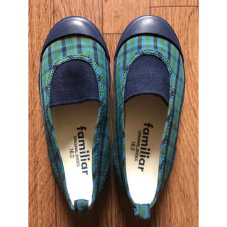 familiar - ファミリア 靴