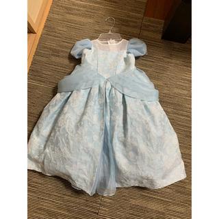 Disney - ディズニードレス シンデレラ 100センチ