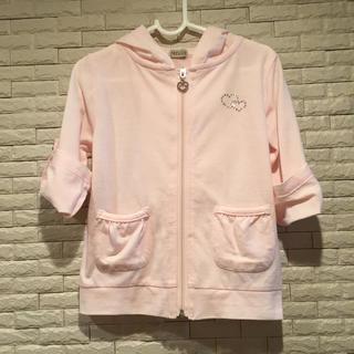 しまむら - 夏用薄生地ジャケット 100サイズ