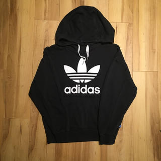 adidas - アディダスオリジナルス パーカー ブラック L