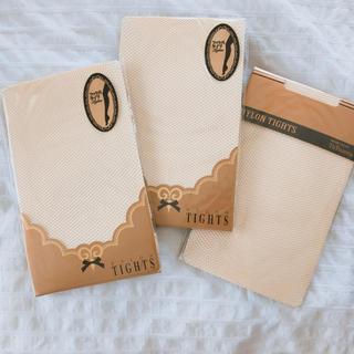 tutuanna - チュチュアンナ  新品 タイツ 3セット