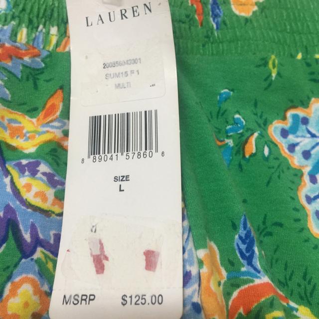 Ralph Lauren(ラルフローレン)の新品ラルフローレン・ワイドパンツ 交渉ok レディースのパンツ(カジュアルパンツ)の商品写真
