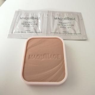 MAQuillAGE - 新品!マキアージュ☆ドラマティックパウダリー