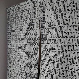 イッタラ(iittala)のAALTO Artek H55 暖簾 ハンドメイド ファブリック(インテリア雑貨)