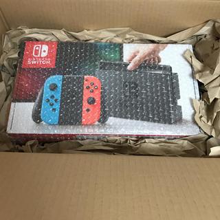 Nintendo Switch - NintendoSwitch 本体 ネオンカラー グレー