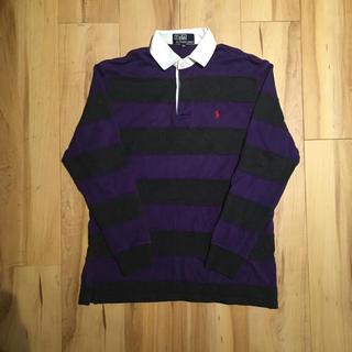 POLO RALPH LAUREN - ラルフローレン ラガーシャツ ポロシャツ 長袖 160