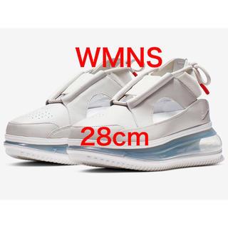 ナイキ(NIKE)の28 新品 WMNS NIKE AIR MAX FF 720 White(スニーカー)