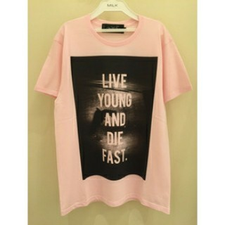 MILKBOY - 新品★MILKBOY★DIE FAST Tシャツ
