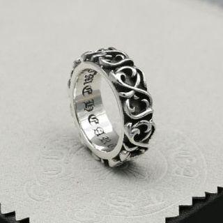 クロムハーツ(Chrome Hearts)のK106クロムハーツリング(リング(指輪))