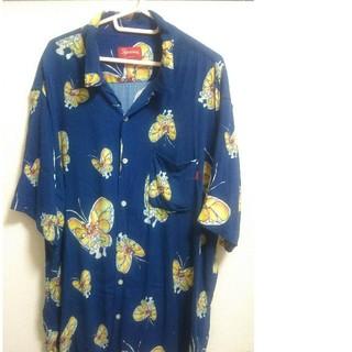 Supreme - supreme gonz butterfly rayon shirt