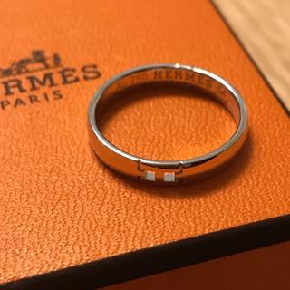 エルメス(Hermes)のHELMES エルメス エヴァーヘラクレス 54 本物 ペアリング(リング(指輪))