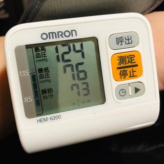OMRON - オムロン 血圧計
