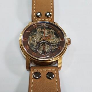 アーンショウ(EARNSHAW)のEARNSHAW の スケルトンウォッチ(腕時計(アナログ))