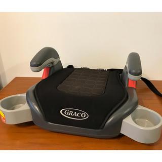 グレコ(Greco)のGRACO (グレコ) ジュニアシート(収納式カップホルダー付き) (自動車用チャイルドシート本体)