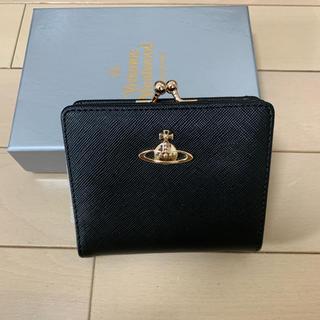 Vivienne Westwood - ヴィヴィアンウエストウッド がま口財布 折財布 新品 未使用