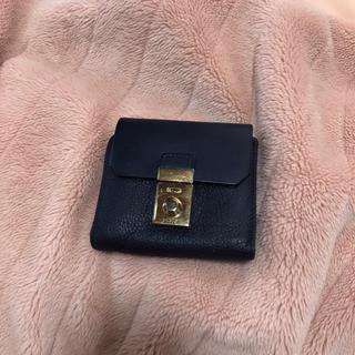 フルラ(Furla)のFURLA ミラノ ウォレット ネイビー(財布)