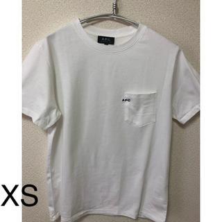 アーペーセー(A.P.C)のa.p.c カットソー 新品未使用(Tシャツ/カットソー(半袖/袖なし))