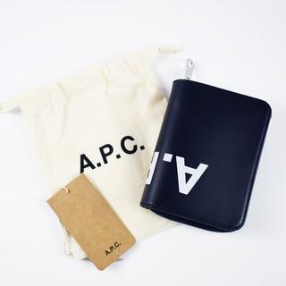 アーペーセー(A.P.C)の新品/本物☆アーペーセー COMPACT EMMANUEL IAK ミニ財布(折り財布)
