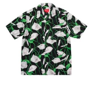 Supreme - Supreme Lily Rayon Shirt