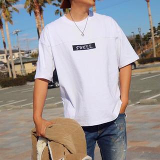 RVCA - 夏本番コーデ☆LUSSO SURF LAオーバーサイズTシャツ M☆RVCA