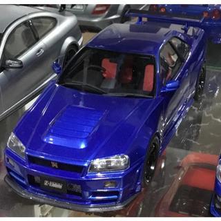 1/18 NISMO  R34  GT-R  Z-tune