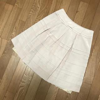 デビュードフィオレ(Debut de Fiore)のレッセパッセのスカート(ひざ丈スカート)